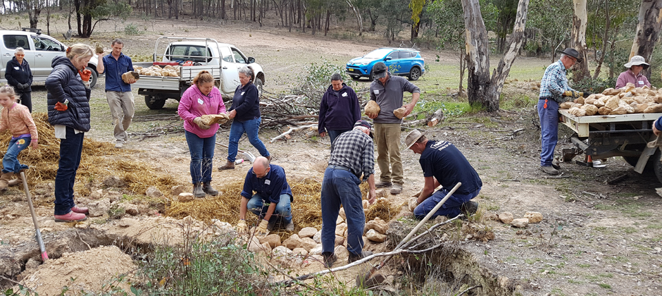 Peelwood Erosion Day